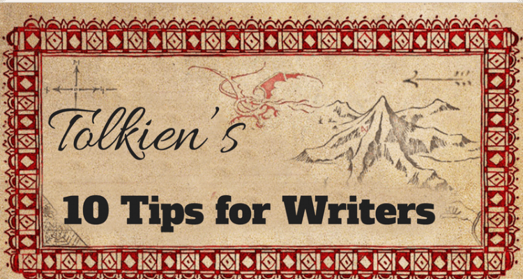 tolkien s tips for writers legendarium media