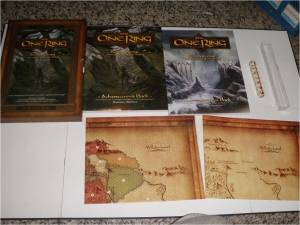 The One Ring RPG (Slipcover Edition, 2011)