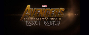 Avengers: Infinity War, Part 1 and 2