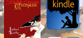 """""""Stitched Crosses: Crusade"""" Launching Kickstarter SATURDAY with Live Q&A"""