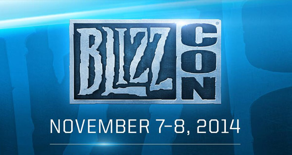Legendarium is on the ground at Blizzcon 2014 to bring you the latest news!