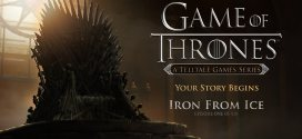 Game of Thrones: A Telltale Game Series Gets a Launch Trailer