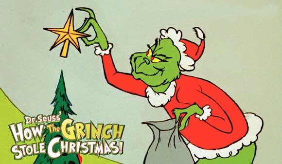 little late for Christmas How The Grinch Stole Christmas Animated