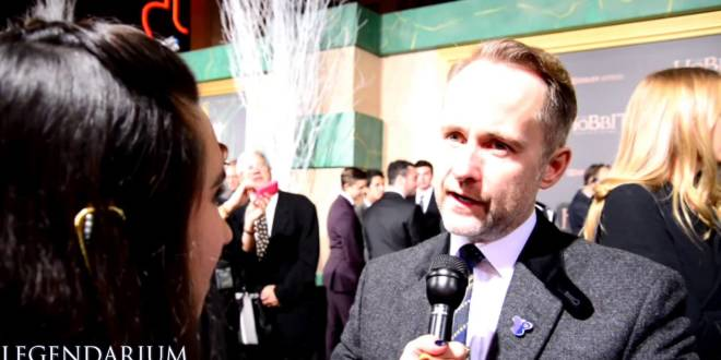 Billy Boyd Talks to Legendarium Media from the L.A. Premiere of The Hobbit: The Battle of the Five Armies