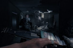 first Person Dying Light