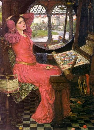 The Lady of Shalott by Alfred Lord Tennyson