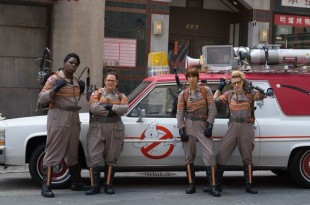 Paul Feig's Ghostbusters