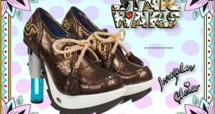 7c511e551e These are the shoes I m looking for! I feel in love with this pair from  Irregular Choice at Star Wars Celebration Anaheim earlier this year and  haven t been ...