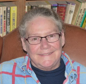 Photo of Author Bev Cooke