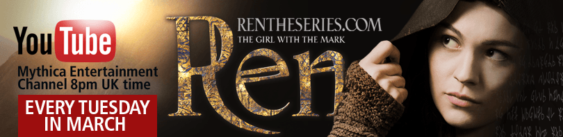 Ren The Girl With the Mark Internet TV series