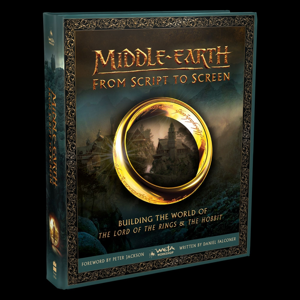 New Lord Of The Rings & Hobbit Book: Middle-earth: From